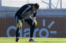 Sergio Romero se pierde el Mundial de Rusia por lesión