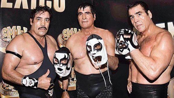 Resultado de imagen para El luchador Universo 2000 falleció