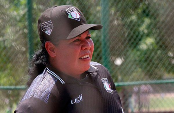 Esta será la primera mujer umpire en la Liga Mexicana de Beisbol
