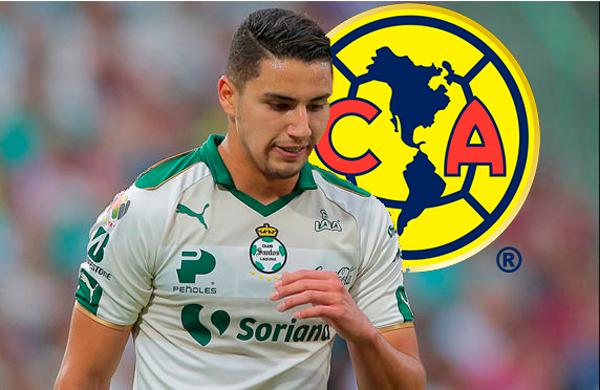 Jorge Sánchez es nuevo jugador de las Águilas — CLUB AMÉRICA