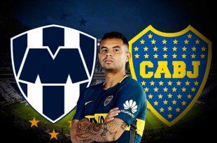 Monterrey y Boca definen futuro de Cardona
