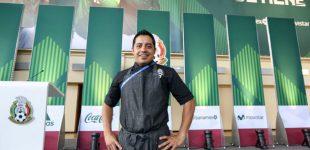 Fernando Parra, el chef de la Selección Mexicana