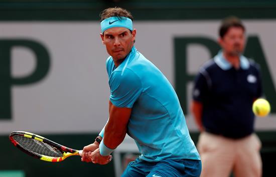 Nadal gana fácil y avanza a la tercera ronda del Roland Garros