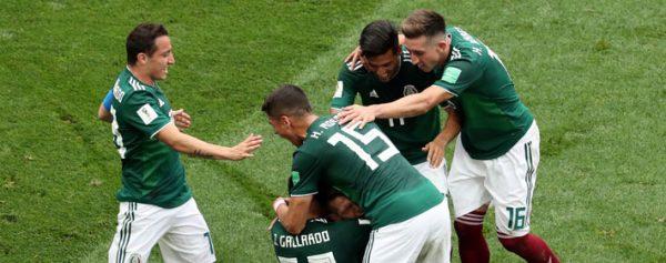 El Tricolor de Juan Carlos Osorio ha roto paradigmas y marcas. 26585aebc3bf1