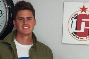 Santiago Palacios jugará en la Segunda B de España