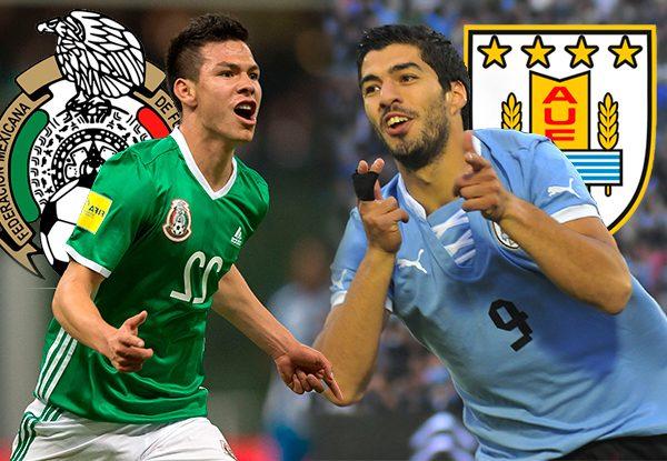 """Posterior al Mundial, México se medirá en amistoso ante Uruguay en Houston"""""""