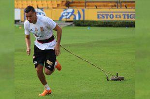 Jesús Dueñas quiere la séptima estrella para Tigres
