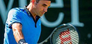 Roger Federer regresa con victoria en Torneo de Stuttgart