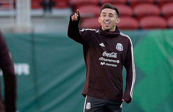 Héctor Herrera quedó cerca de arreglar su llegada al fútbol italiano