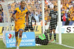 Guido Pizarro, listo para volver a Tigres