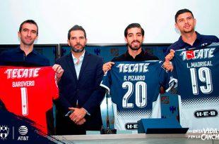 Rodolfo Pizarro, sin presión por jugar en Rayados