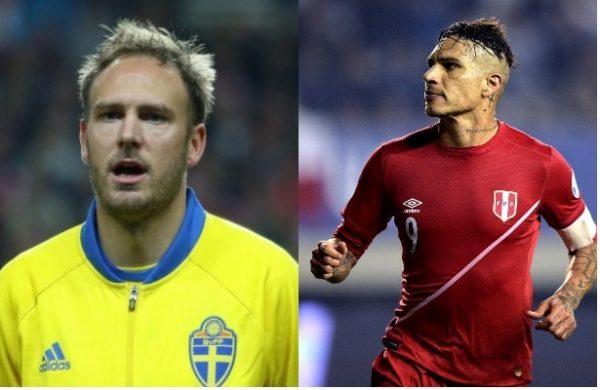 Capitán de Suecia criticó habilitación a Guerrero | El Portal Deportivo