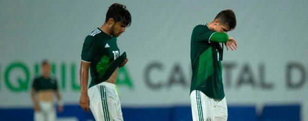 La Selección Mexicana sumó ayer otro fracaso a la lista tras quedar  eliminado en fase de grupos de los Juegos Centroamericanos y del Caribe en  Barranquilla. d8b8943ccaf4b