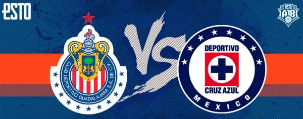 Chivas Vs Cruz Azul Horario Fecha Y Transmision Jornada 2