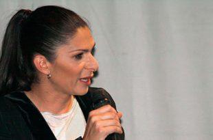 Ana Gabriela Guevara, a la CONADE