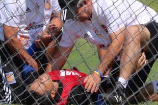 Juninho prende las alarmas en Tigres