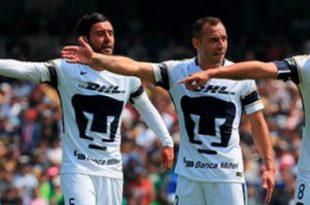 Pumas presenta sus uniformes para la temporada 2018-2019
