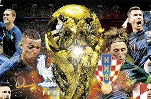 Todo lo que debes saber sobre la final de Rusia 2018