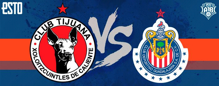 e90729898661b Xolos vs Chivas  Horario