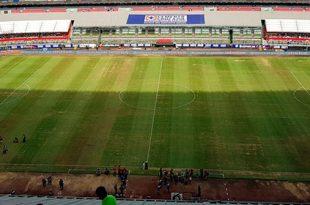 Estadio Azteca, bajo la lupa por la calidad del pasto