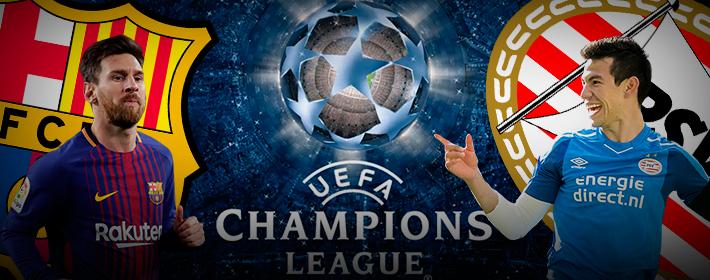 Barcelona vs PSV, EN VIVO y EN DIRECTO, Champions League , Jornada 1