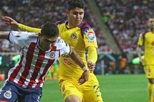 América vs Chivas, propensos al empate