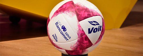 Liga MX presenta el balón rosa d209ba5c075d8