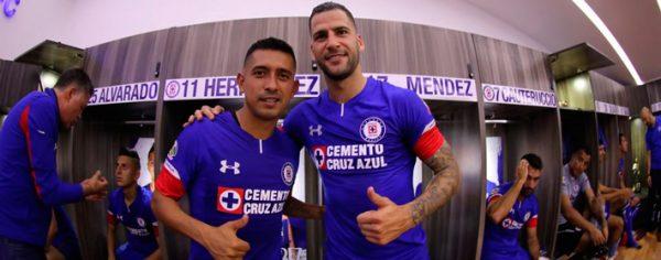 """Desmienten """"nuevos uniformes"""" de Cruz Azul 3ec440504c13a"""