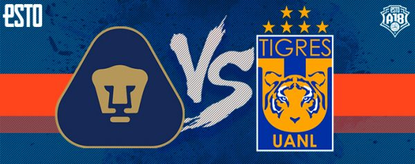 35ecb464d Pumas vs Tigres: Horario, fecha y transmisión, Jornada 13, Apertura 2018