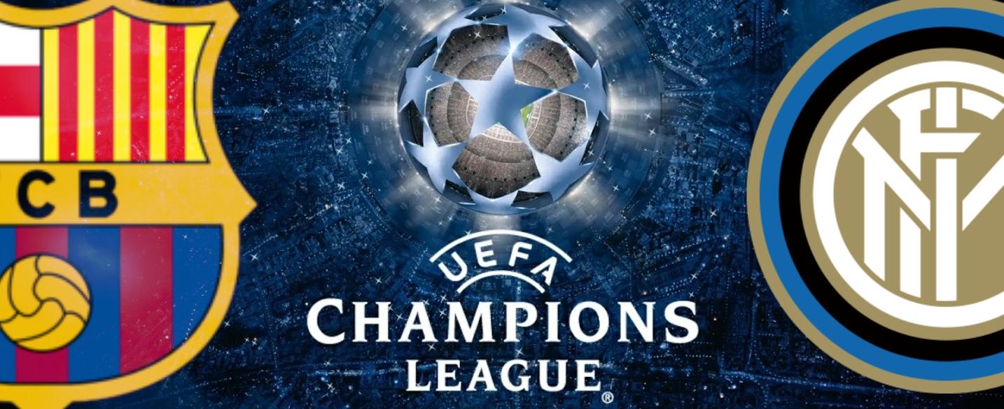 Barcelona vs Inter de Milán  Horario 5a94bf882d8