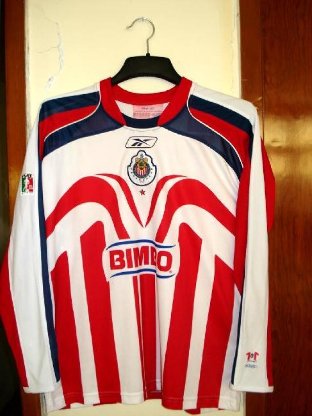 Chivas luce su tercer uniforme 90c1bd78e6191