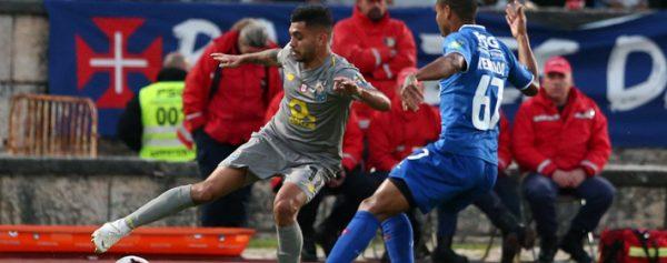 Porto derrota a Belenenses con mexicanos en la cancha 2dca890102a6d