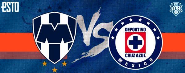 68731a000 Monterrey vs Cruz Azul  Horario