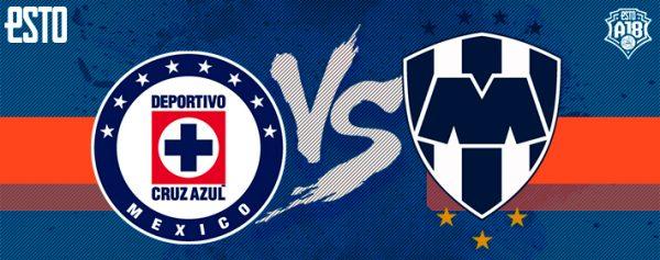 0bc00422075ac Cruz Azul vs Monterrey  Horario