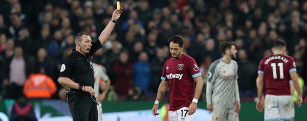 Chicharito y West Ham empatan con el Liverpool cffd288674e85