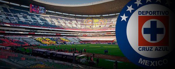 brand new 6fcea 38ab7 Tristísima entrada en el Azteca para ver a Cruz Azul