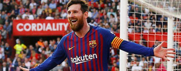 Lionel Messi se vuelve mago en Sevilla y gana el Barcelona 444e0ce0de5