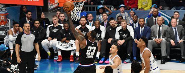 88fe77478779 El Team LeBron se llevó el Juego de Estrellas de la NBA