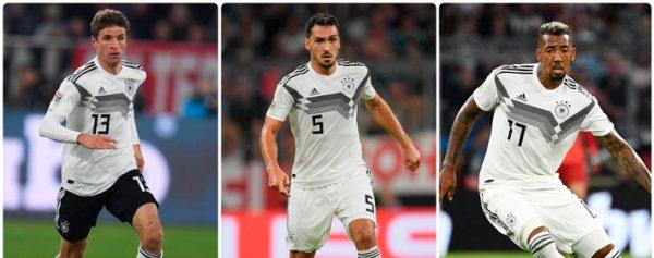 Foto  Twitter Selección de Alemania 6168327b5