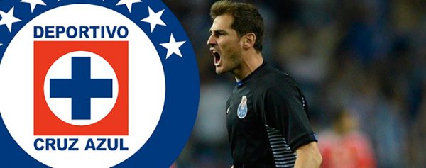 3222fa7ca Iker Casillas, fiel aficionado de Cruz Azul