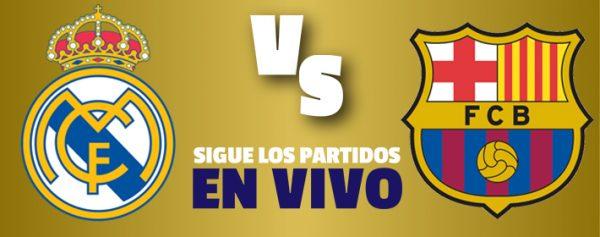 Image Result For Vivo Barcelona Vs Real Madrid En Vivo Que C