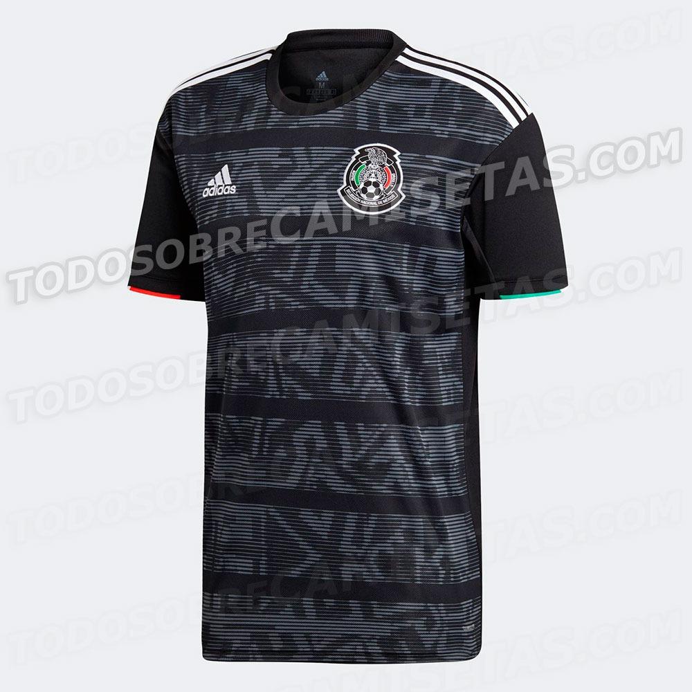 48a49747c11df Filtran posible nuevo jersey de la selección mexicana