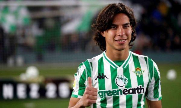 Diego Lainez: