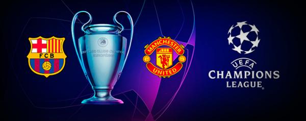 Barcelona Vs Manchester United Horario Fecha Y Transmision Cuartos De Final Vuelta Champions League 2019