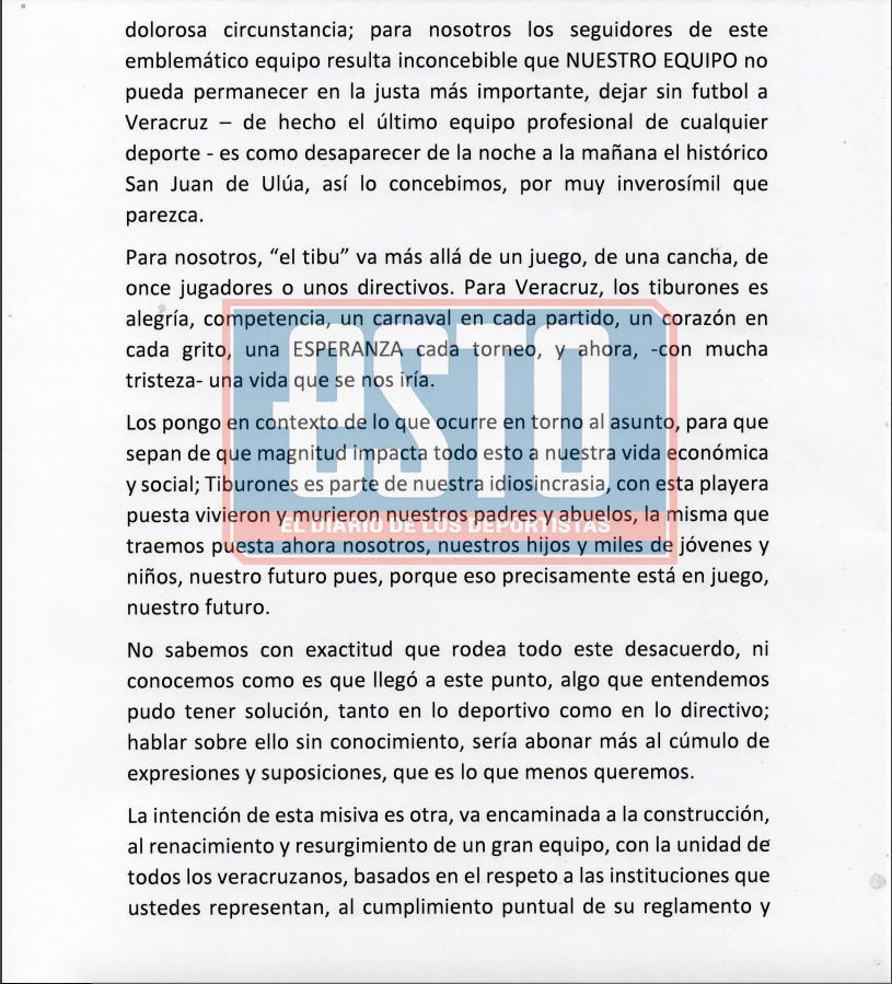 Tiburones Rojos de Veracruz se queda en la Liga MX