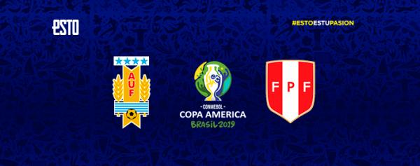 Uruguay vs Perú: Horario, fecha y transmisión, Cuartos de Final ...