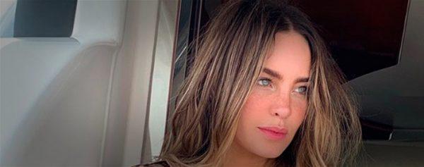 Belinda cautiva con sensual foto en Instagram