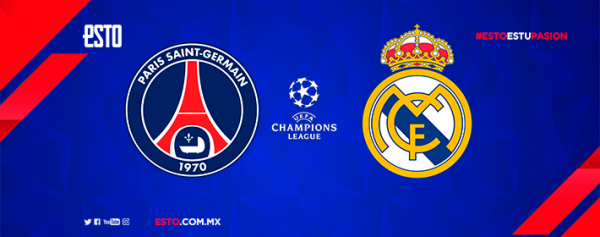 Psg Vs Real Madrid Horario Fecha Y Transmision Champions League