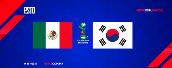 México vs Corea del Sur: Horario, fecha y transmisión ...
