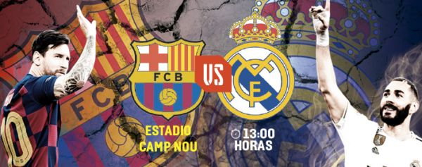 Barcelona Vs Real Madrid Duelo De Tu A Tu